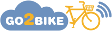 Logo go2Bike.hr